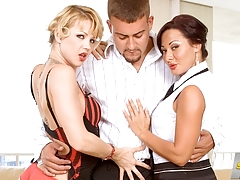 Tawdry Threesome