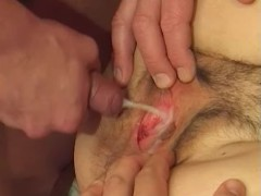 Gang of studs screw milf